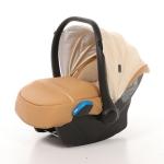Babyschale Milan (0-13 kg) für Sportime Wood hellbeige **NEU**