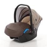 Babyschale Milan (0-13 kg) für Sportime Wood braun **NEU**
