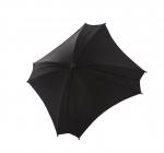 Universal Sonnenschirm Farbe Schwarz