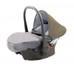 Babyschale für Voletto Sport Grau-Sand
