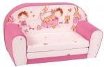 """Kinder-Schlafsofa """"Spielzimmer, pink"""""""