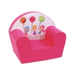"Kinder-Sessel ""Lollipop"", pink"