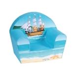 "Kinder-Sessel ""Arche"", blau"
