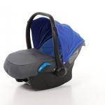 Babyschale Milan (0-13 kg) für Voletto Sport Grau-Blau **NEU**