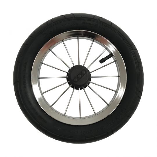 Kinderwagen Rad 12 Zoll, Chrom, für Classic Premium und Harmony