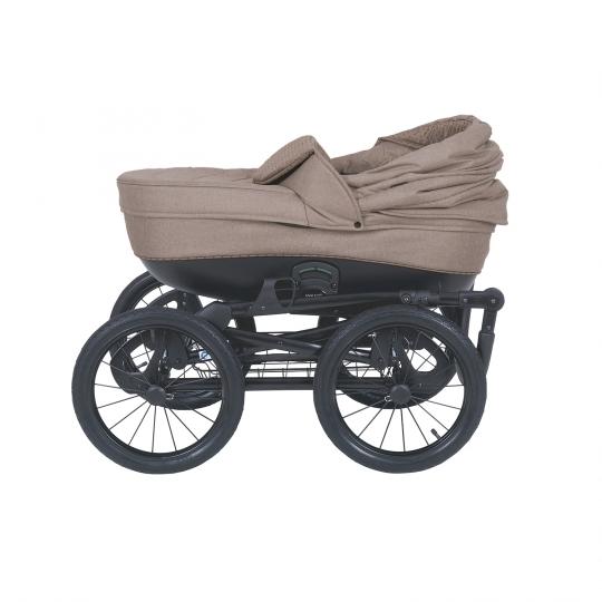 knorr baby gmbh kombi kinderwagen kreta cappuccino mit punkten online kaufen. Black Bedroom Furniture Sets. Home Design Ideas