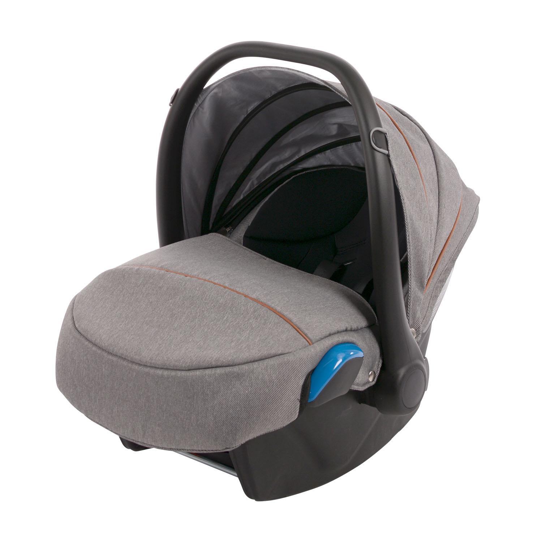 knorr baby gmbh babyschale milan 0 13 kg f r voletto premium grau online kaufen. Black Bedroom Furniture Sets. Home Design Ideas