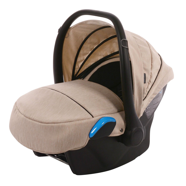 knorr baby gmbh autositz voletto premium beige online kaufen. Black Bedroom Furniture Sets. Home Design Ideas