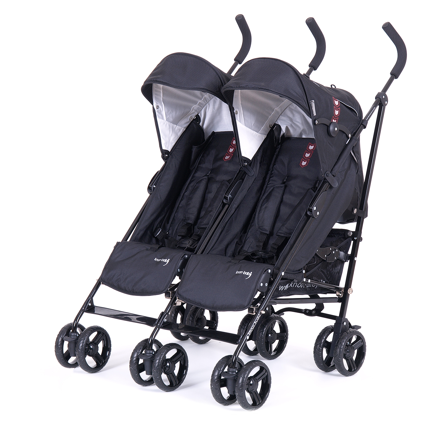 knorr baby gmbh buggy geschwisterwagen side by side. Black Bedroom Furniture Sets. Home Design Ideas