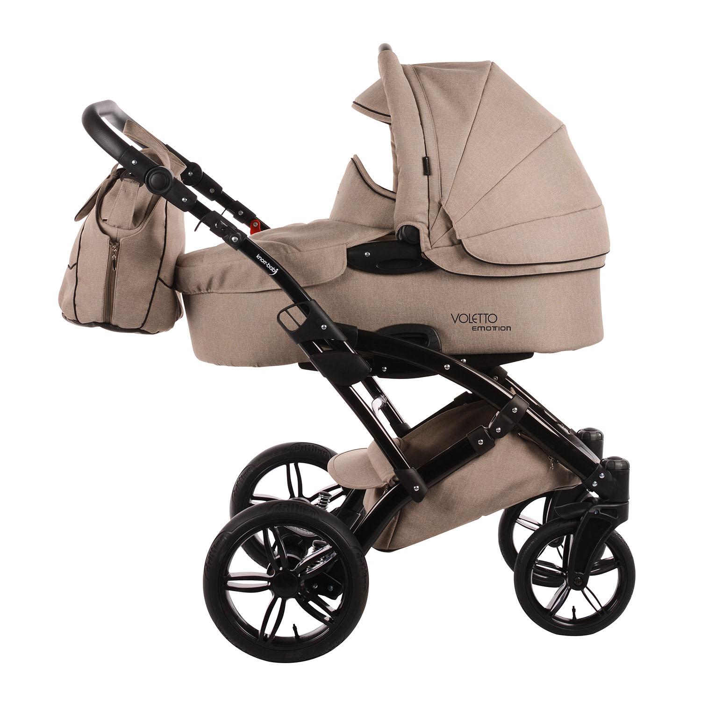 knorr baby gmbh kombi kinderwagen voletto emotion nature online kaufen. Black Bedroom Furniture Sets. Home Design Ideas