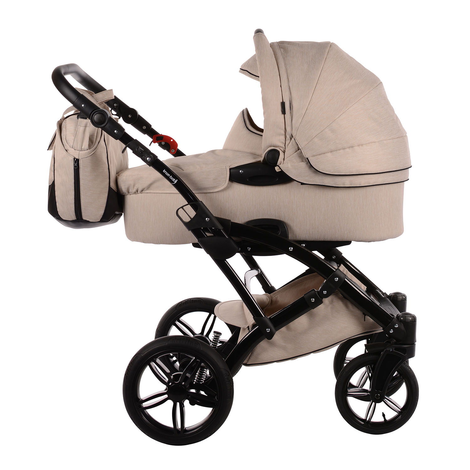 knorr baby gmbh kombi kinderwagen voletto premium beige mit wendeverdeck neu online kaufen. Black Bedroom Furniture Sets. Home Design Ideas