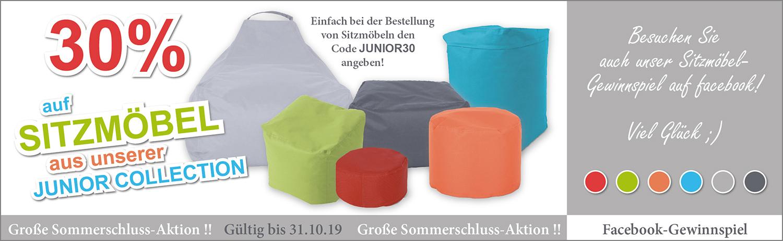Sommerschlussaktion Junior Collection