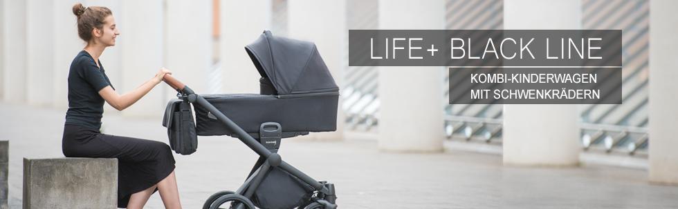 Slider LIFE+ BLACK LINE